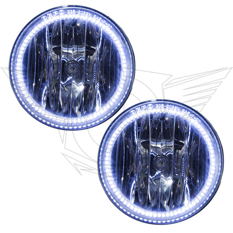 2014-2015 GMC Sierra 1500 Pre-Assembled Fog Lights