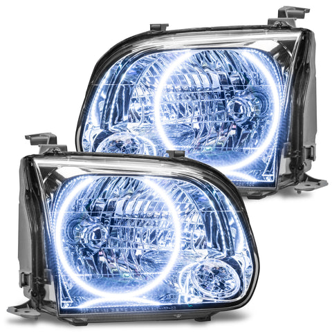 2005-2006 Toyota Tundra Double Cab Pre-Assembled Headlights