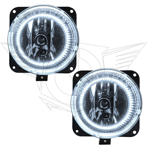 2002 Lincoln LS Pre-Assembled Fog Lights