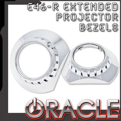 ORACLE E46-R Extended Projector Bezels (Pair)