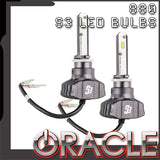 ORACLE Lighting 880 - S3 LED Headlight Bulb Conversion Kit