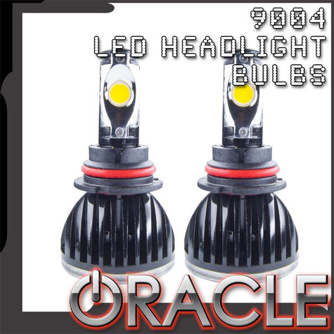 ORACLE 9004 LED Headlight Replacement Bulbs
