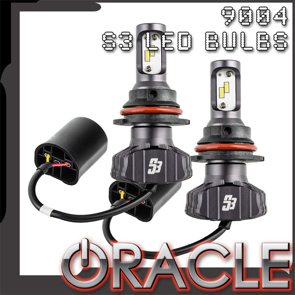 ORACLE 9004 - S3 LED Headlight Bulb Conversion Kit