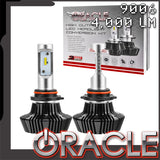2006-2010 Dodge Charger ORACLE 9006 4,000+ Lumen LED Headlight Conversion Kit - Low Beam