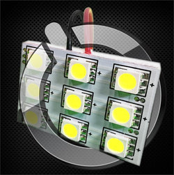 ORACLE T10 9 SMD Board (Single)