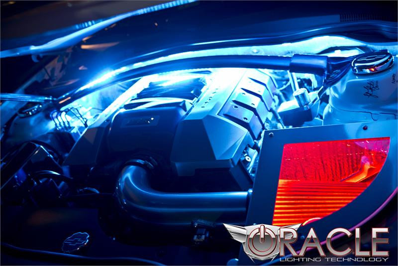... ORACLE Engine Bay LED Lighting Kit ... & ORACLE Engine Bay LED Lighting Kit u2013 Advanced Automotive Concepts azcodes.com