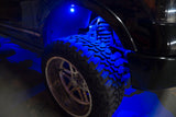 ORACLE Bluetooth + RF ColorSHIFT Underbody Rock Light Kit - 4 Piece
