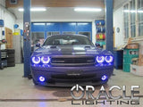 2008-2014 Dodge Challenger ORACLE Fog Light Halo Kit