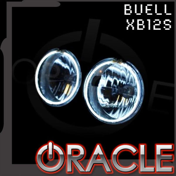 2003-2010 Buell XB12S ORACLE CCFL Motorcycle Halo Kit