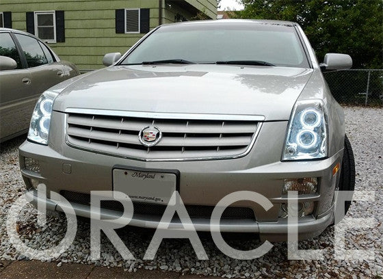2005 2012 Cadillac Sts Oracle Halo Kit Oracle Lighting