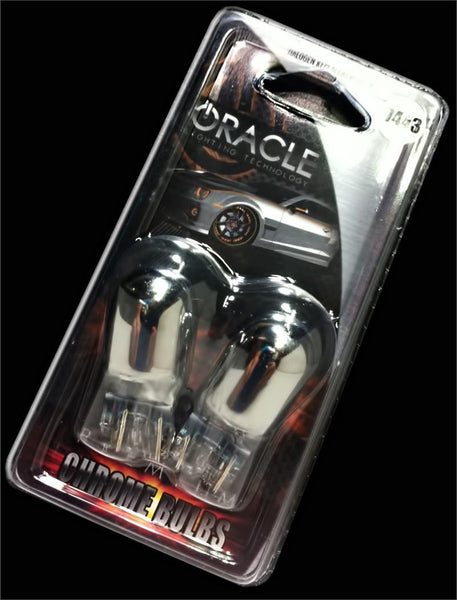 ORACLE 7443 Chrome Bulbs (Pair)