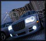 2005-2010 Chrysler 300C ORACLE Halo Kit