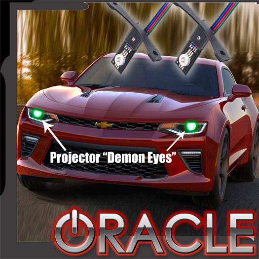 "ORACLE ""Demon Eye"" ColorSHIFT Projector Illumination Kit"