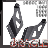 2002-2008 Dodge Ram 1500/2500/3500 ORACLE Off-Road LED Light Bar Roof Brackets