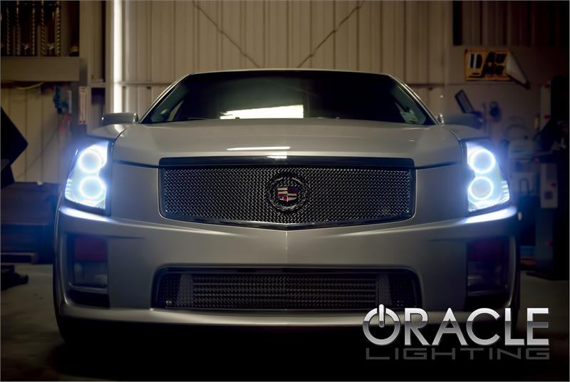 2003 2007 Cadillac Cts Oracle Halo Kit Oracle Lighting