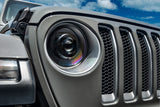ORACLE Lighting Oculus™ Bi-LED Projector Headlights for Jeep Wrangler JL/JT