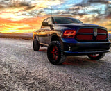 2009-2018 Ram Sport (Quad) ORACLE Headlight Halo Kit