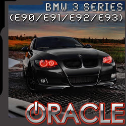 2006-2011 BMW 3 Series (E90/E91/E92/E93) ORACLE Headlight Halo Kit