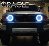 2007-2012 Toyota FJ Cruiser ORACLE LED Headlight Halo Kit-Waterproof