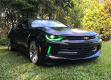 ORACLE Lighting 2019+ Chevrolet Camaro ZL1 ColorSHIFT® RGB+W Headlight DRL Upgrade Kit