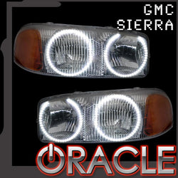 1999-2006 GMC Sierra ORACLE LED Halo Kit