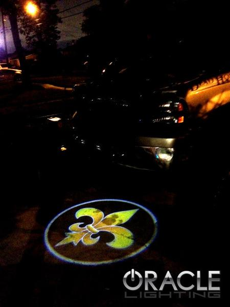 Infiniti Oracle Gobo Led Door Light Projector Oracle
