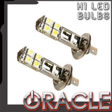 H1 LED 12SMD Bulbs (PAIR)
