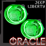 2002-2004 Jeep Liberty ORACLE Fog Light Halo Kit