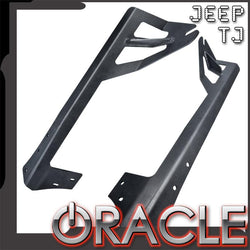 1997-2006 Jeep TJ ORACLE Off-Road LED Light Bar Roof Brackets
