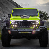 ORACLE Lighting VECTOR™ Pro-Series Full LED Grill for Jeep Wrangler JL/JT