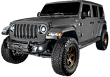 "ORACLE Jeep Wrangler JL ""Smoked Lens"" LED Front Sidemarkers"