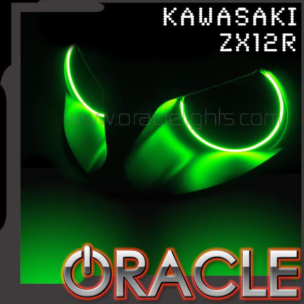 2000-2006 Kawasaki ZX-12R ORACLE Motorcycle Halo Kit