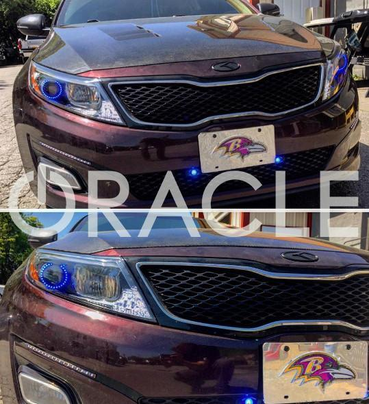 2011-2015 Kia Optima ORACLE Halo Kit