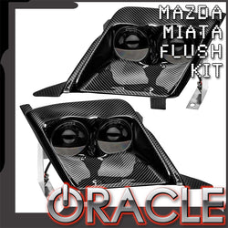 Mazda Miata COMPLETE Flush Mount Headlight Kit