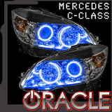 2008-2011 Mercedes C-Class W204 ORACLE Halo Kit