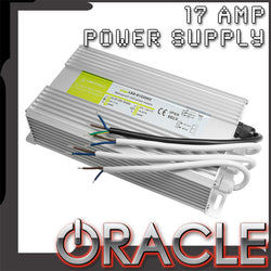 ORACLE 17 Amp Waterproof Power Supply