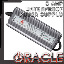 ORACLE 5 Amp Waterproof Power Supply