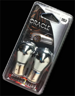 ORACLE 1157 Chrome Bulbs (Pair)