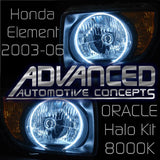 2003-2009 Honda Element ORACLE Halo Kit