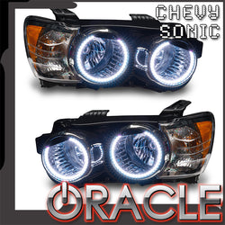 ORACLE Lighting 2012-2015 Chevrolet Sonic Pre-Assembled Headlights