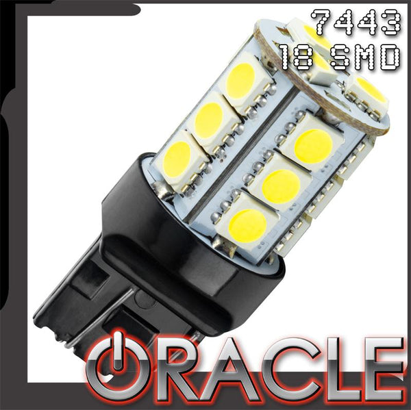 ORACLE 2018-2019 Jeep Wrangler JL Sahara & Rubicon Fender DRL LED Upgrade (Single)