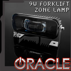 ORACLE 9W Forklift Zone Lamp- Pedestrian Warning Light