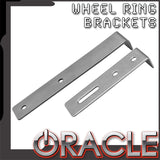 ORACLE Lighting LED Illuminated Wheel Ring Brackets - Single