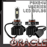 ORACLE 2020-2021 Jeep Gladiator LED Bulb Fog Light Conversion Kit