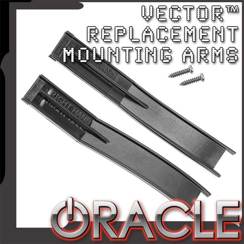 ORACLE Vector™ Grill Replacement Extended Mounting Arms (Set)
