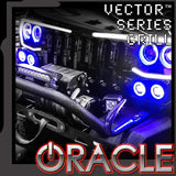 ORACLE Vector™ Jeep Wrangler JK Grill LED Halo Kit