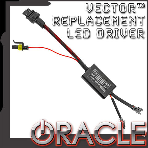 ORACLE Vector™ LED Driver for DRL/Turn Signal (Single)