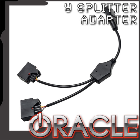 ORACLE Wrangler JK Switchback Turn Signal Y Splitter Adapter - Single