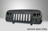 ORACLE Lighting VECTOR™ Pro-Series Full LED Grill for Jeep Wrangler JK