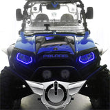 2007-2016 POLARIS RZR ORACLE Halo Kit